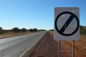 Open speed limits to be reintroduced in the Northern Territory?