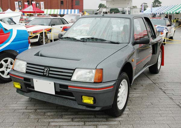 for sale peugeot 205 gti with t16 engine only one in australia performancedrive. Black Bedroom Furniture Sets. Home Design Ideas