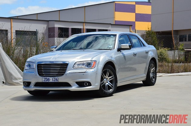 2012 Chrysler 300C CRD