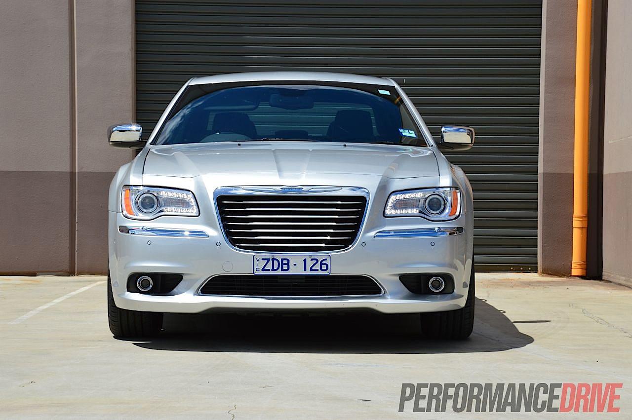 2012 chrysler 300c crd front for Chrysler 300c crd