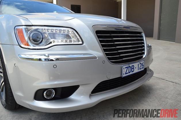 2012 Chrysler 300C CRD review video  PerformanceDrive
