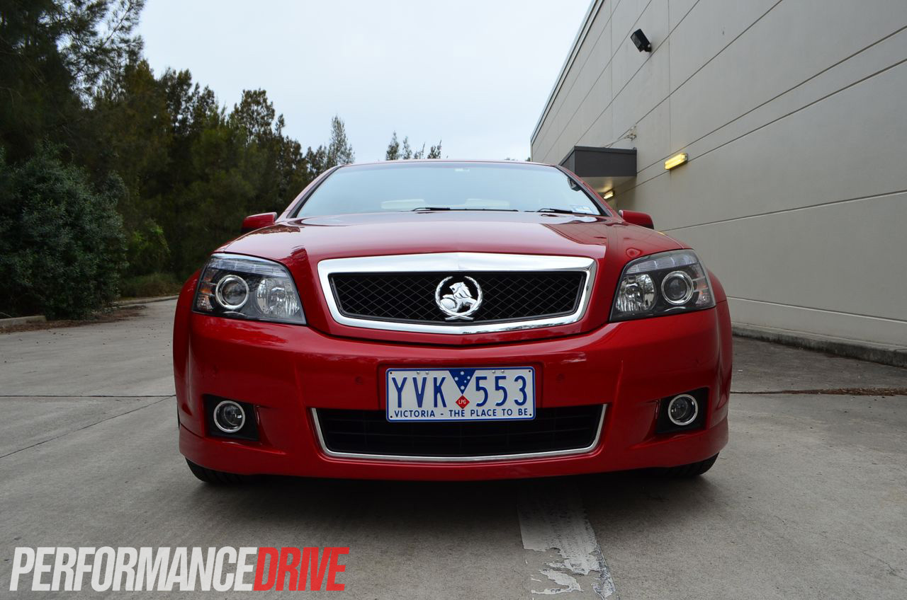 how to raise the front end of a holden