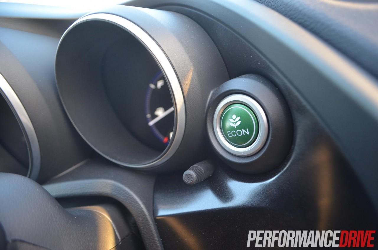 2012 Honda Civic VTi S Hatch review video PerformanceDrive
