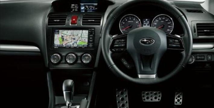 2013 2014 Subaru Forester Interior