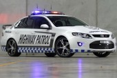FPV GT RSPEC '400′ highway patrol car revealed