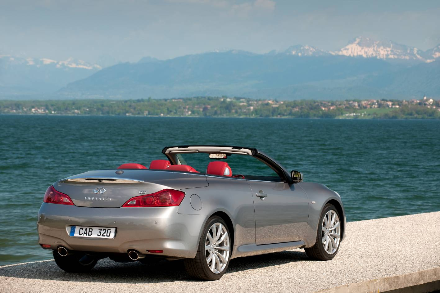 infiniti g37 convertible by - photo #18