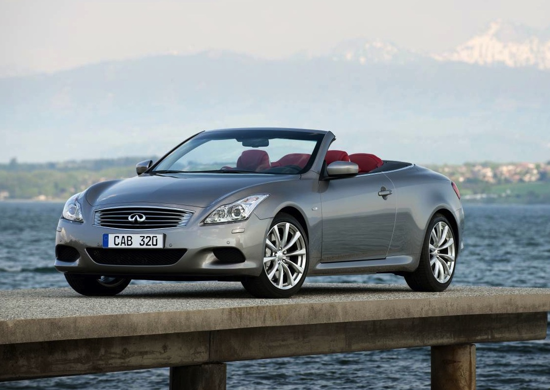 infiniti g37 coupe and convertible on sale from 75 900 performancedrive. Black Bedroom Furniture Sets. Home Design Ideas