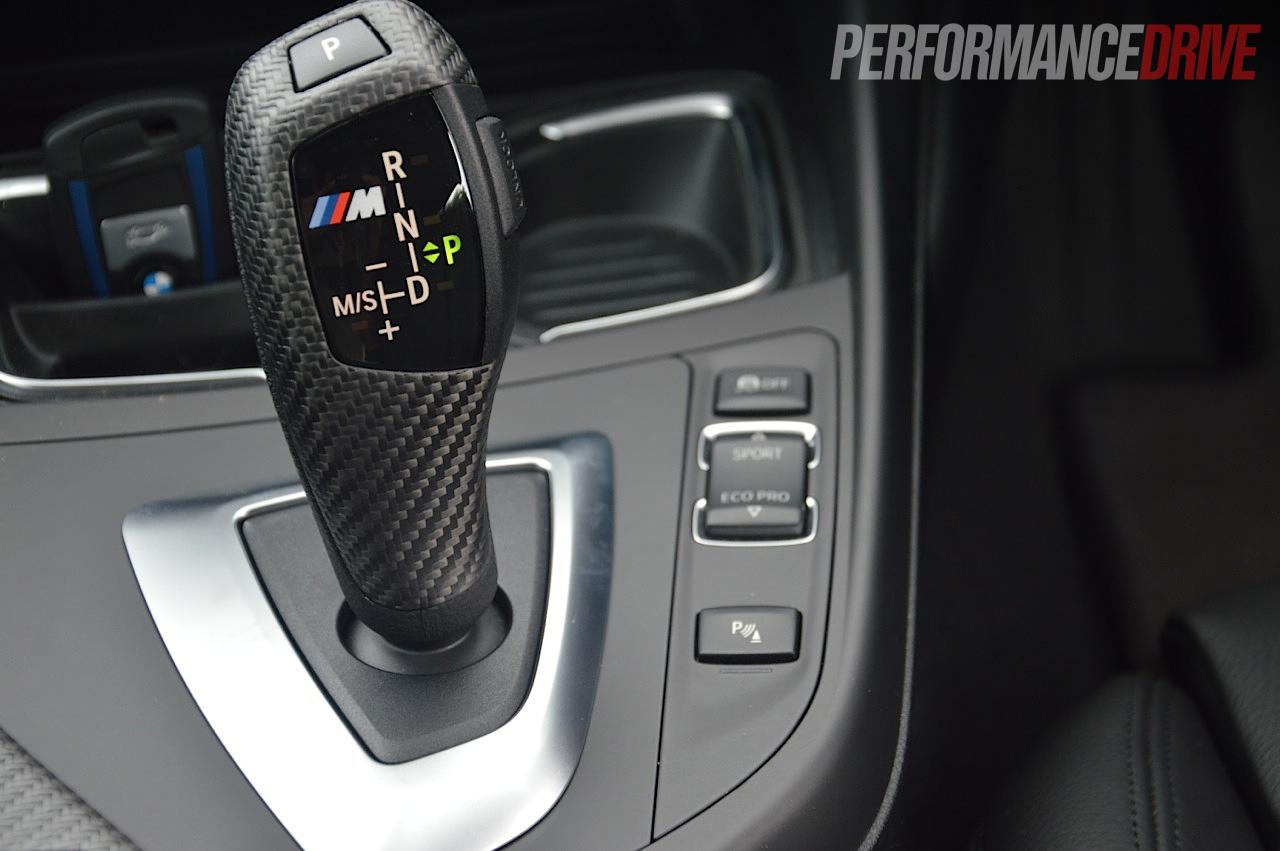 2012 Bmw 118d M Sport Gear Lever