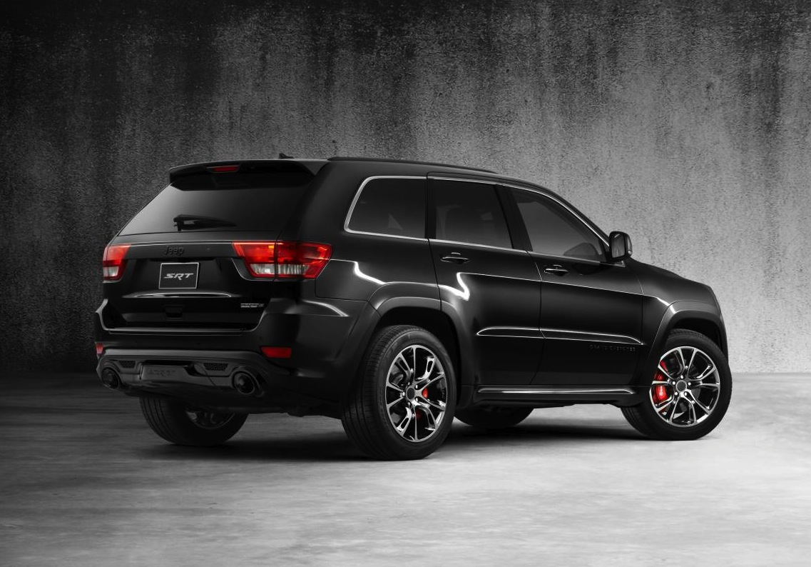 2013 jeep grand cherokee srt8 39 vapor 39 and 39 alpine 39 announced performancedrive. Black Bedroom Furniture Sets. Home Design Ideas