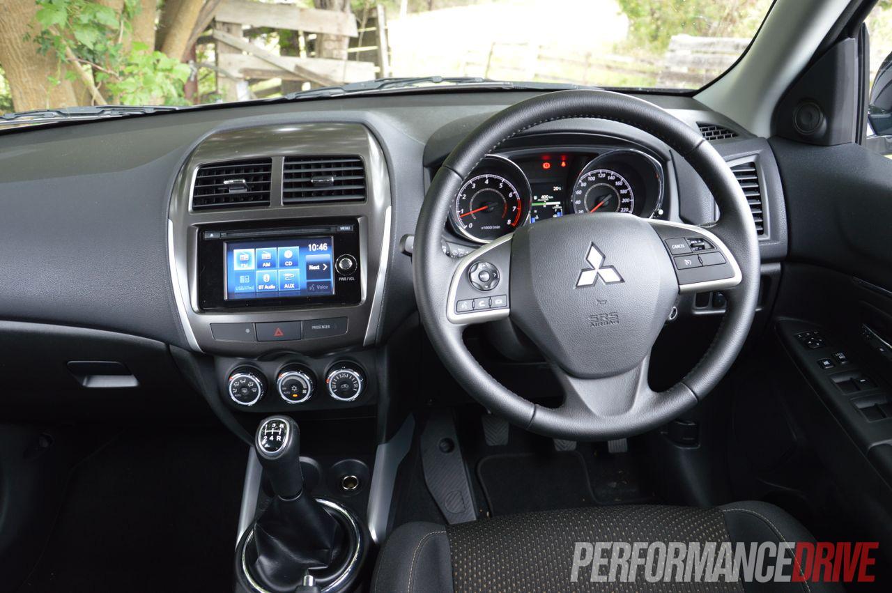 2013 mitsubishi asx 2wd review performancedrive rh performancedrive com au mitsubishi asx manual transmission mitsubishi asx manual 2017