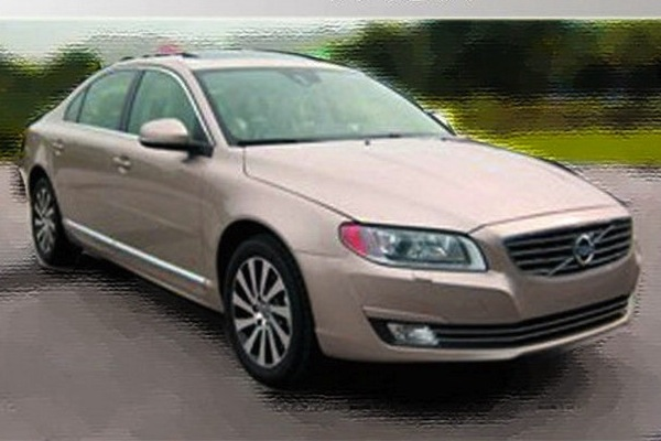 is this the facelifted 2013 2014 volvo s80 sedan performancedrive. Black Bedroom Furniture Sets. Home Design Ideas