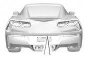 2014 Chevrolet Corvette rear end revealed?