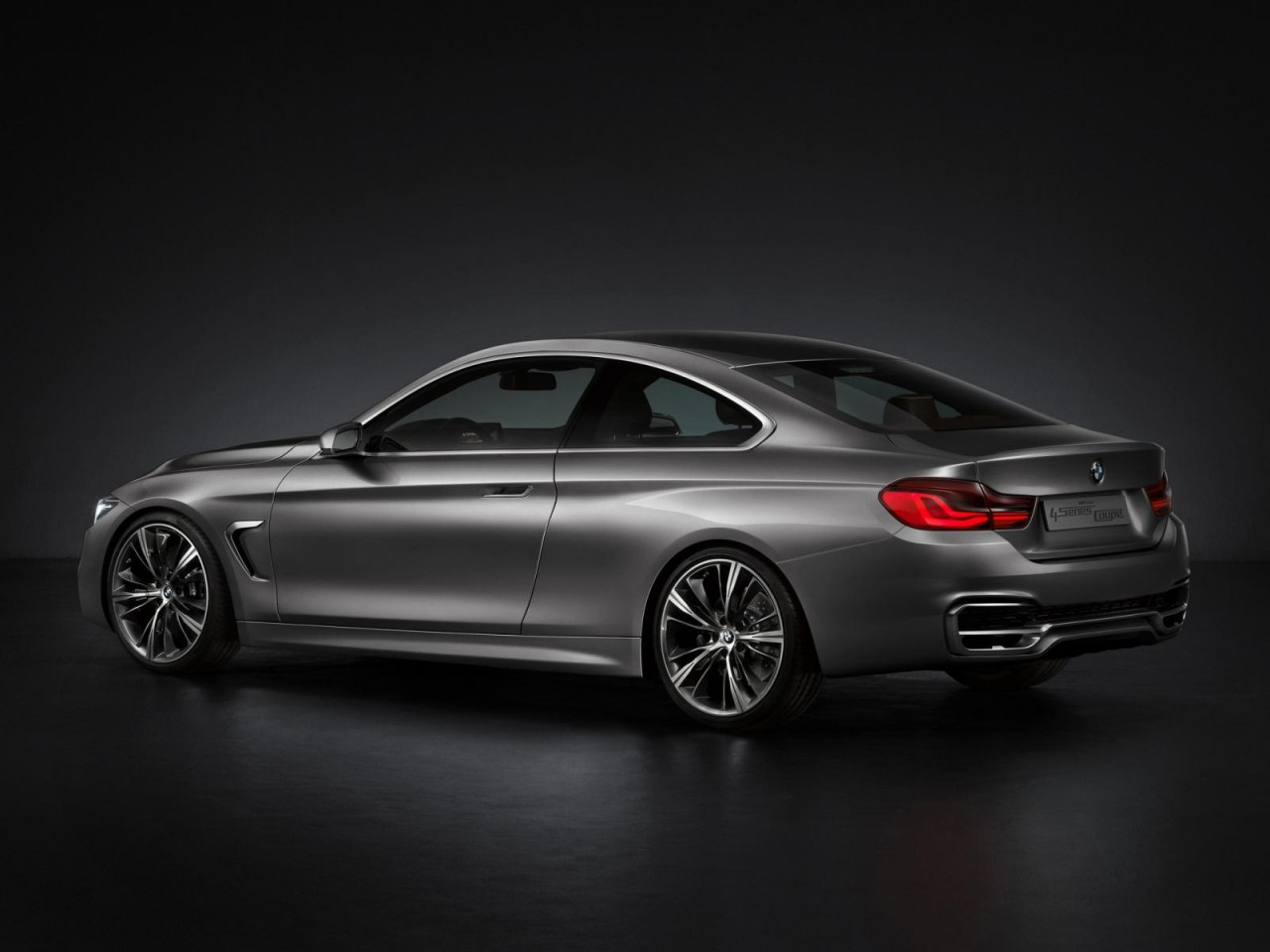 BMW Series Coupe Concept F Unveiled PerformanceDrive - 5 series bmw coupe