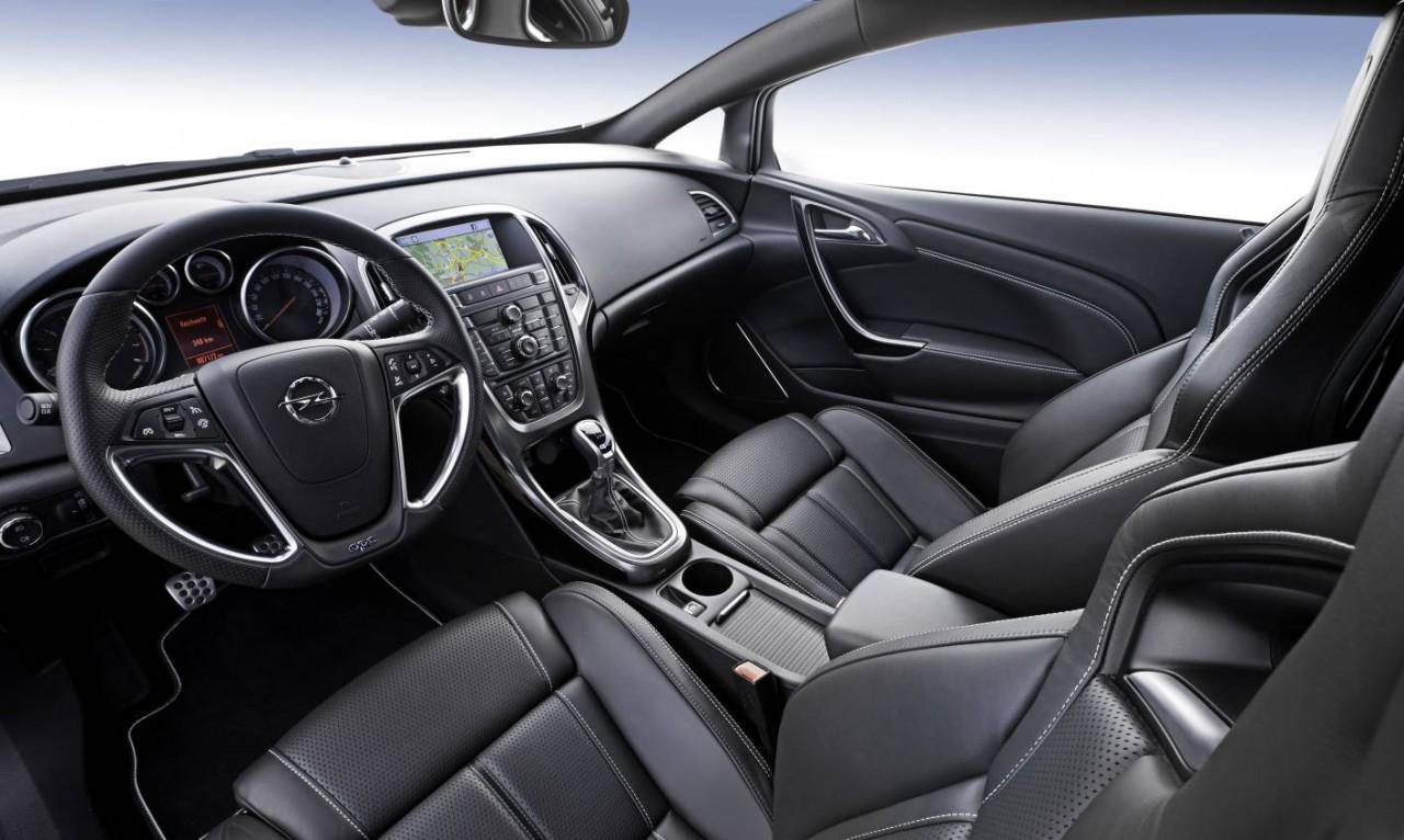 Opel corsa opc opel insignia opc confirmed for australia for Interior opel insignia 2015