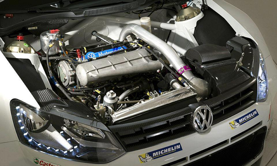 Volkswagen Polo WRC car unveiled (video) - PerformanceDrive