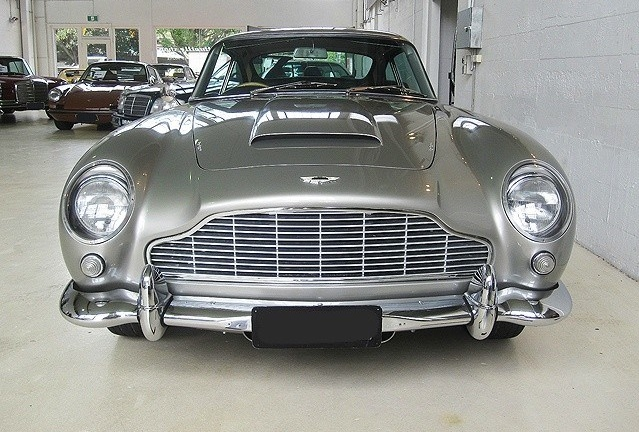for sale 1964 aston martin db5 performancedrive. Black Bedroom Furniture Sets. Home Design Ideas