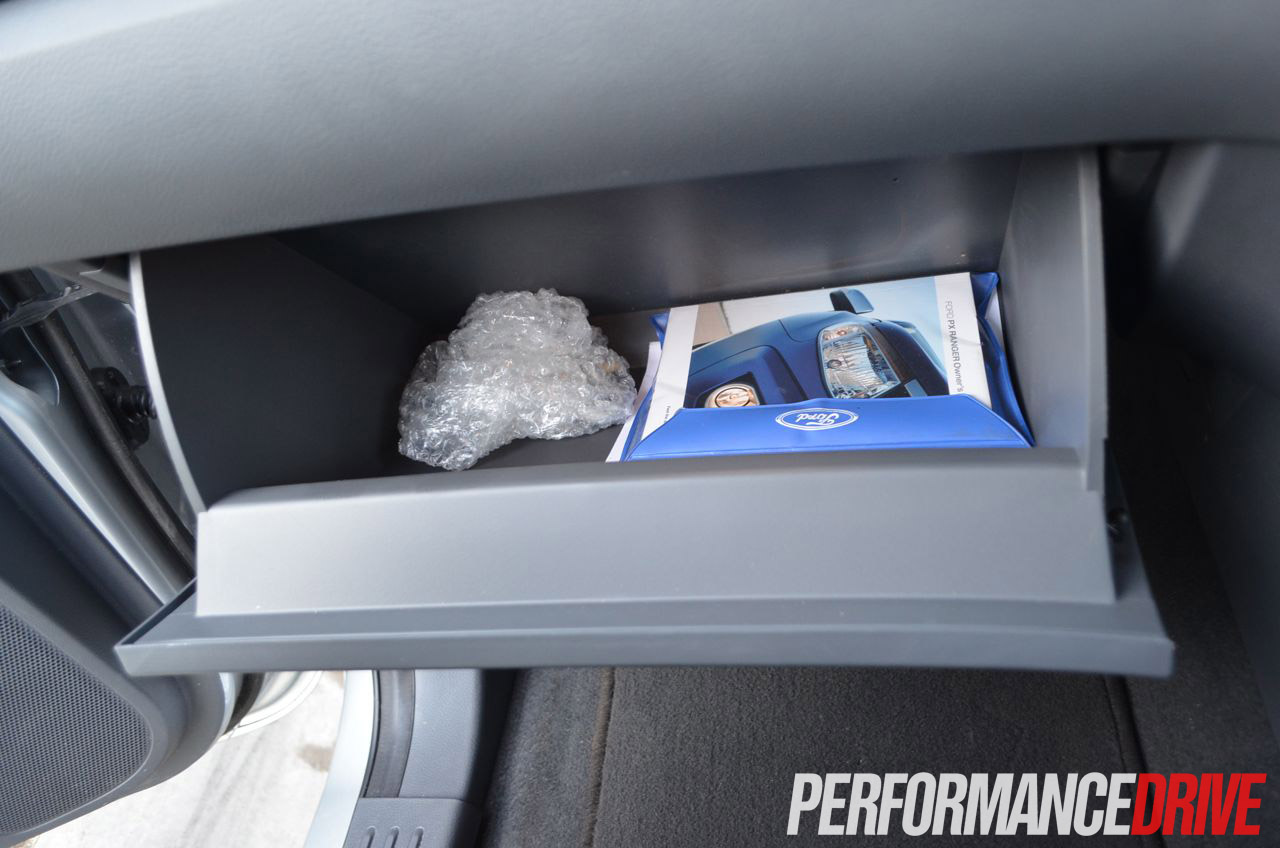 2016 Ford Explorer For Sale >> 2012 Ford Ranger Wildtrak glove box