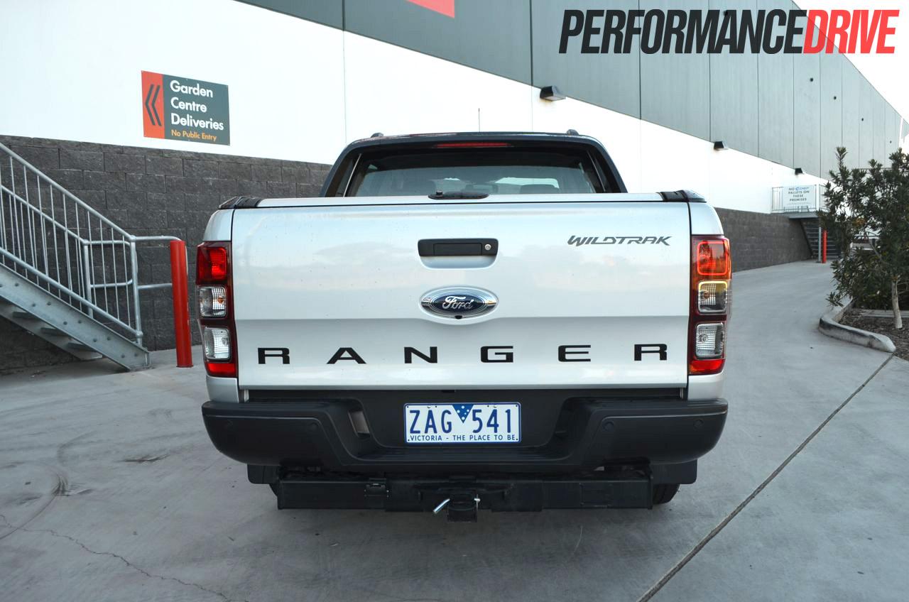 Ford Ranger Wildtrak review  PerformanceDrive