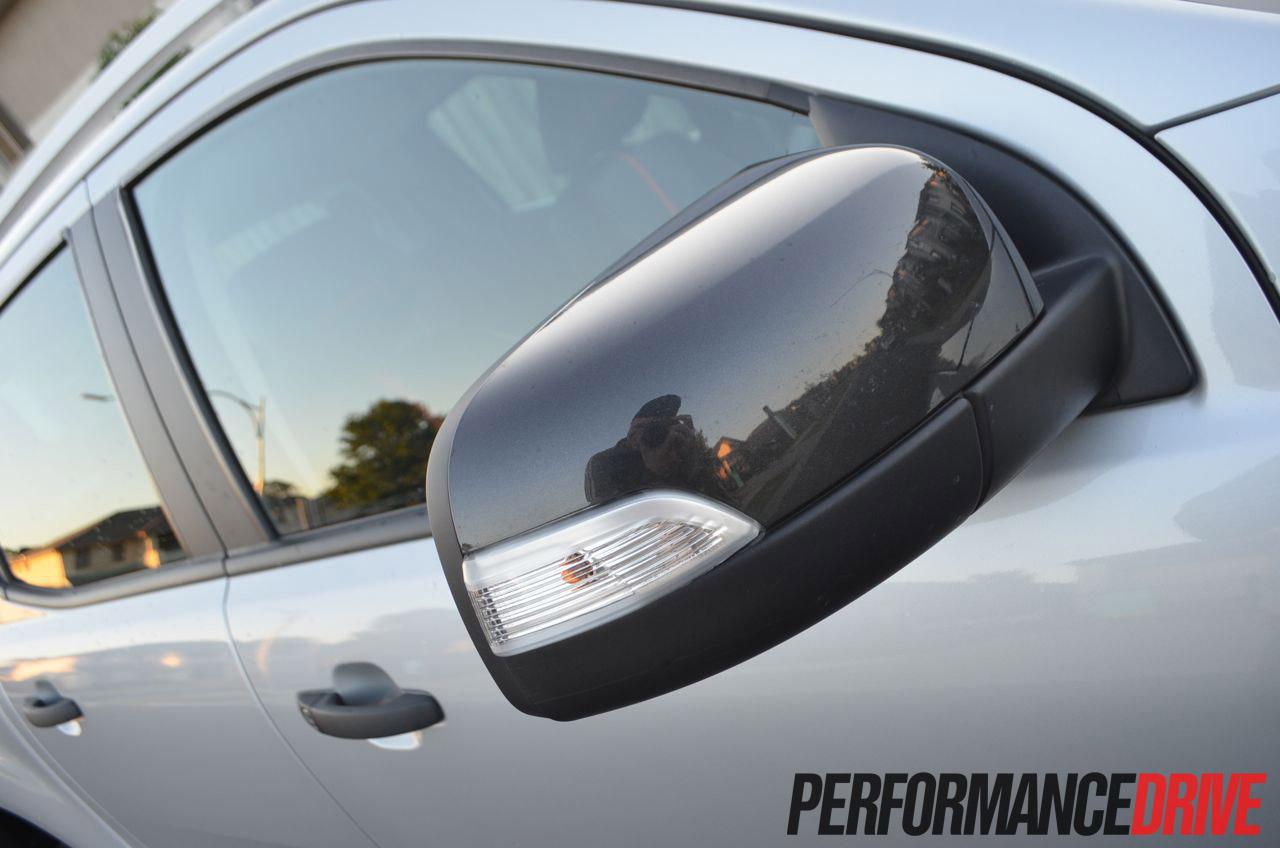 2012 Ford Ranger Wildtrak Side Mirror