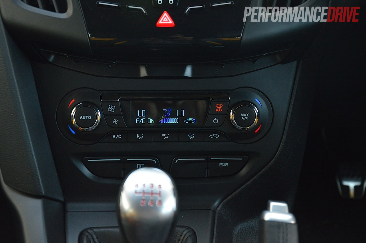 2013 Ford Focus St Dual Zone Climate Control
