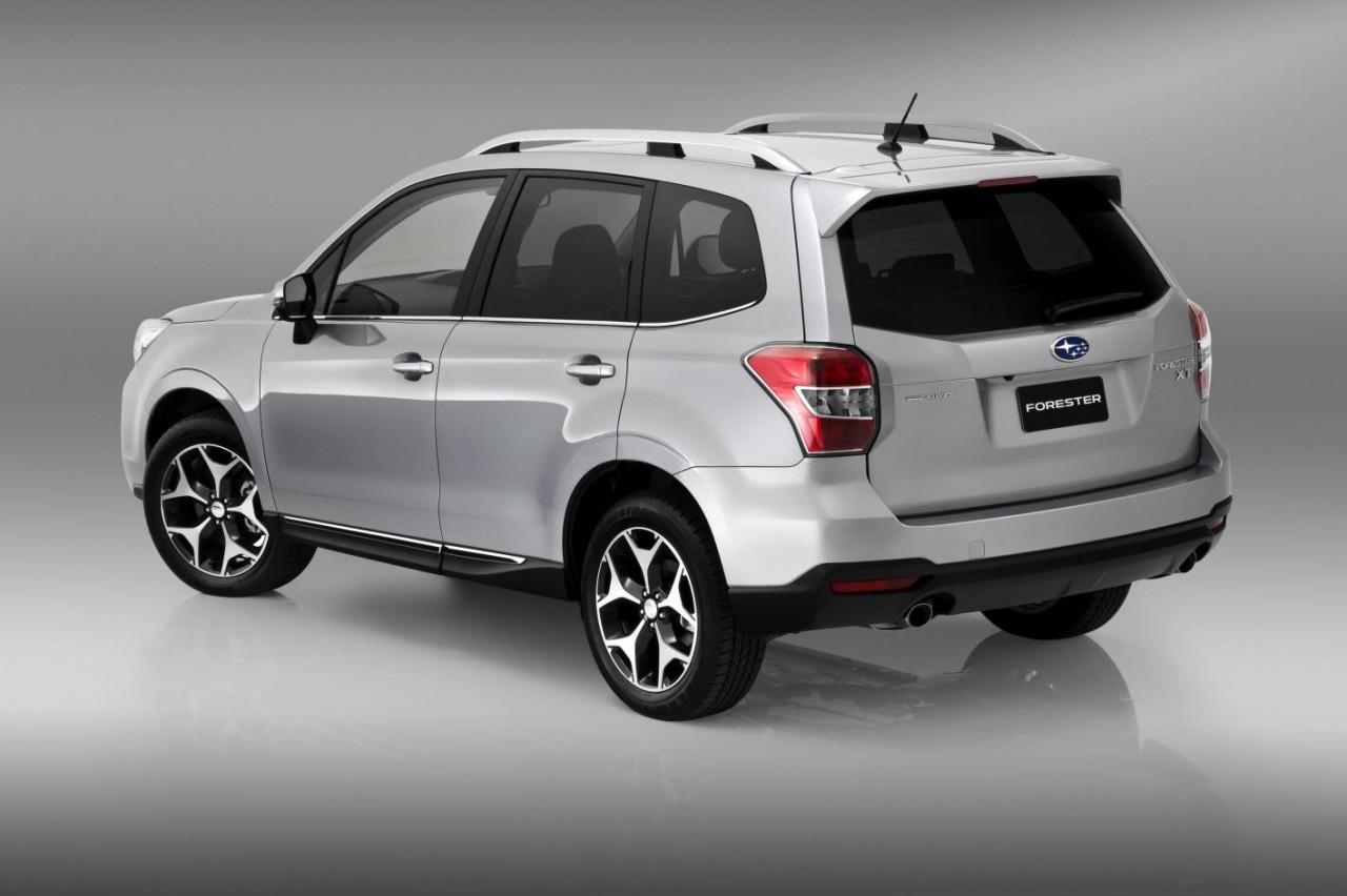Subaru Forester 2 0 Xt Premium >> 2013 Subaru Forester XT gets 2.0T, on sale from $43,490 - PerformanceDrive
