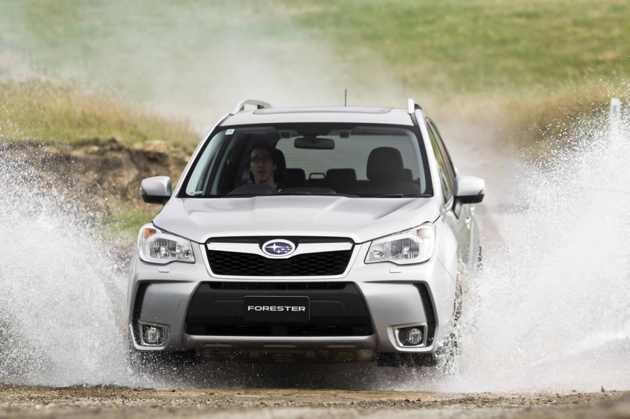 2013 subaru forester xt gets 2 0t on sale from 43 490 performancedrive. Black Bedroom Furniture Sets. Home Design Ideas