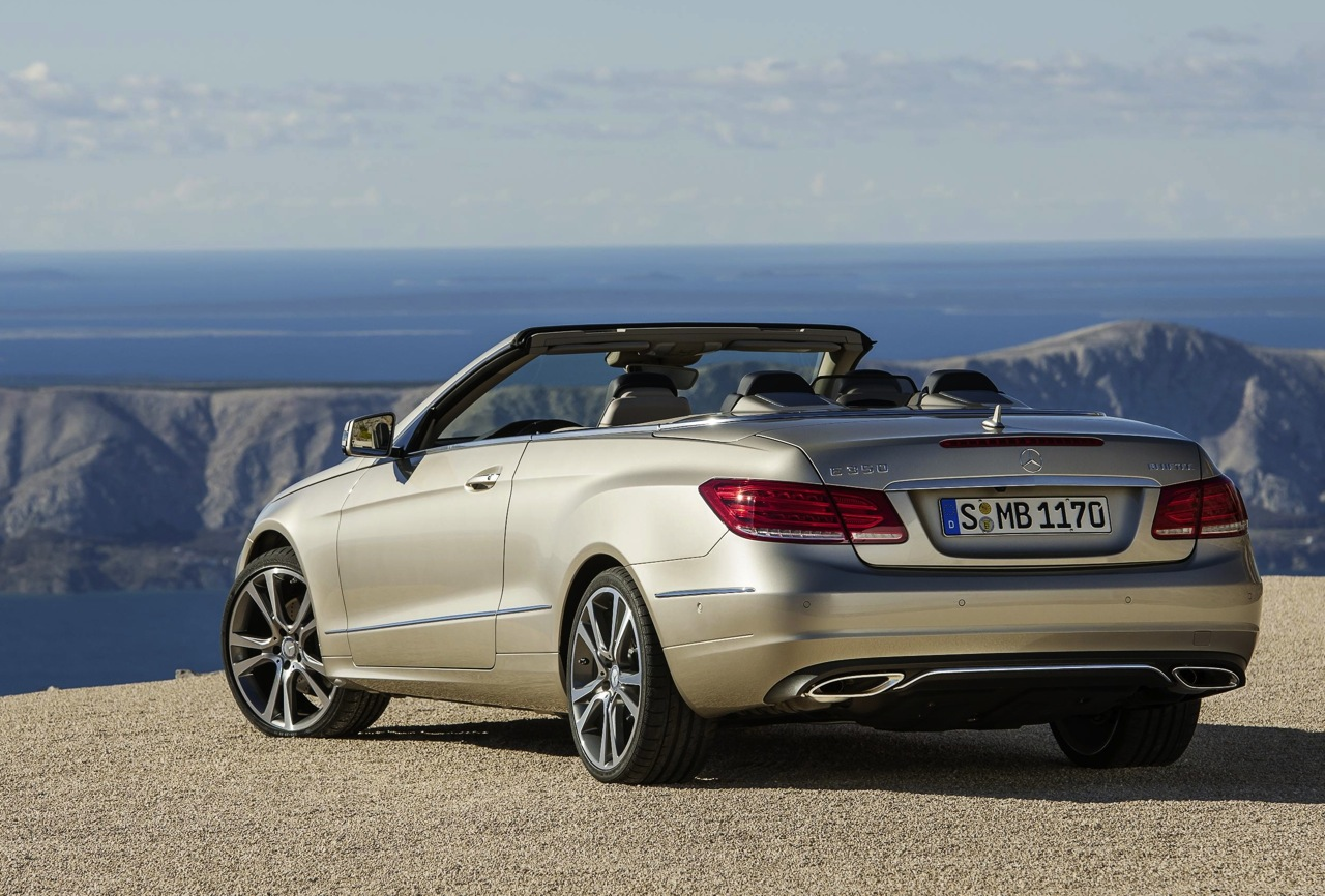 2014 mercedes benz e class coupe and cabriolet revealed performancedrive. Black Bedroom Furniture Sets. Home Design Ideas