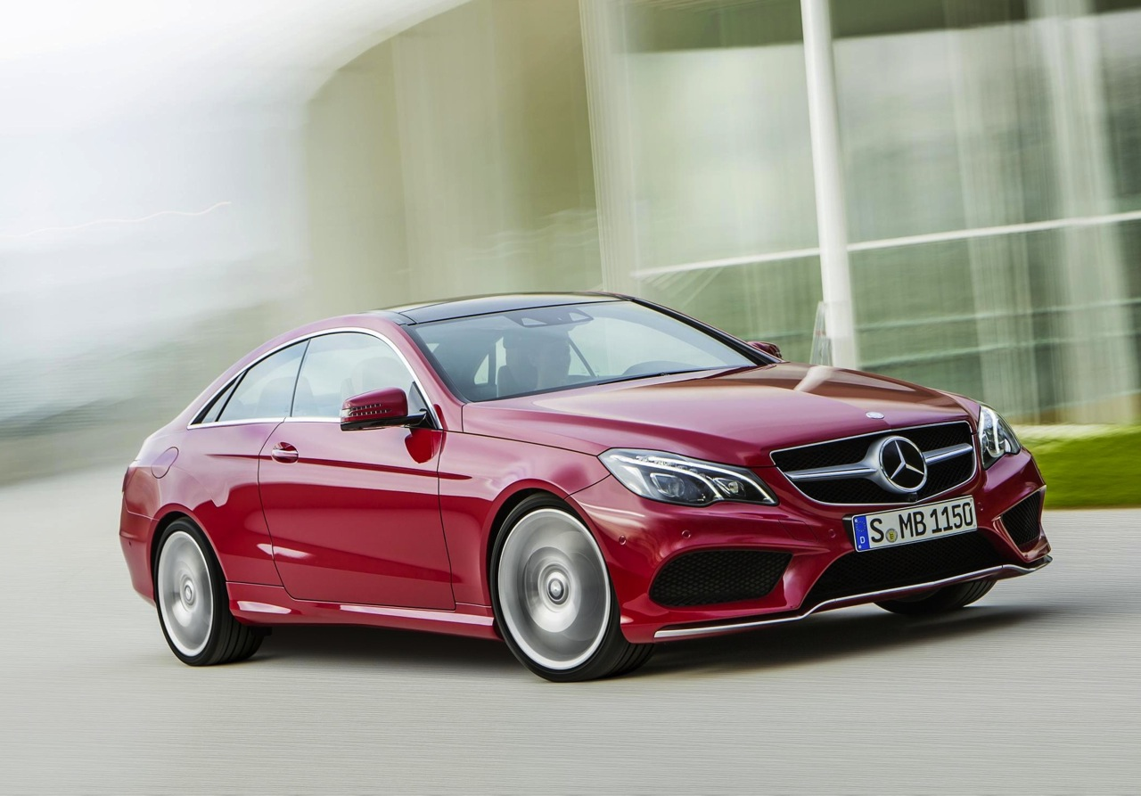 2014 mercedes benz e class coupe and cabriolet revealed for 2014 mercedes benz e class sedan