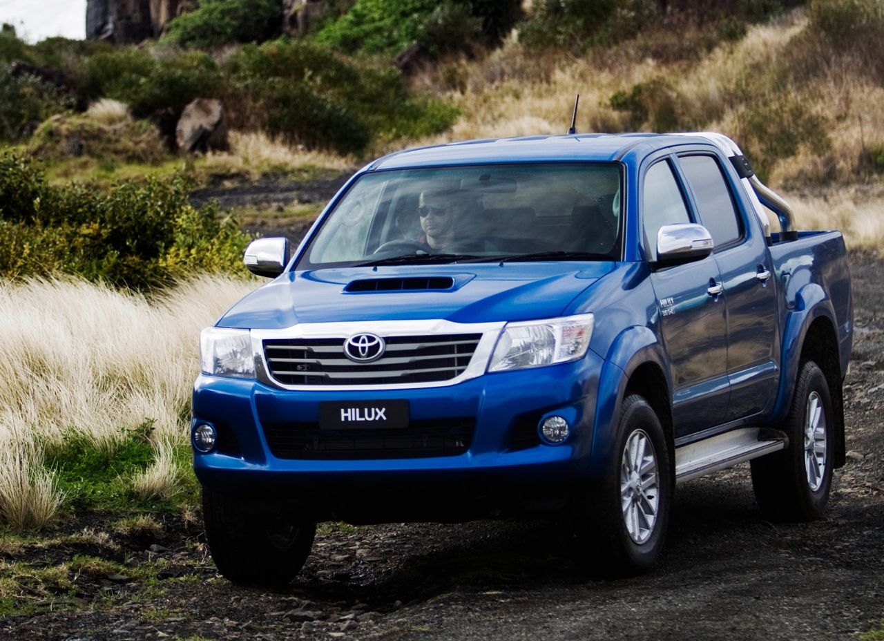 2011 toyota hilux sr5 double cab 4x4 turbo diesel. Black Bedroom Furniture Sets. Home Design Ideas