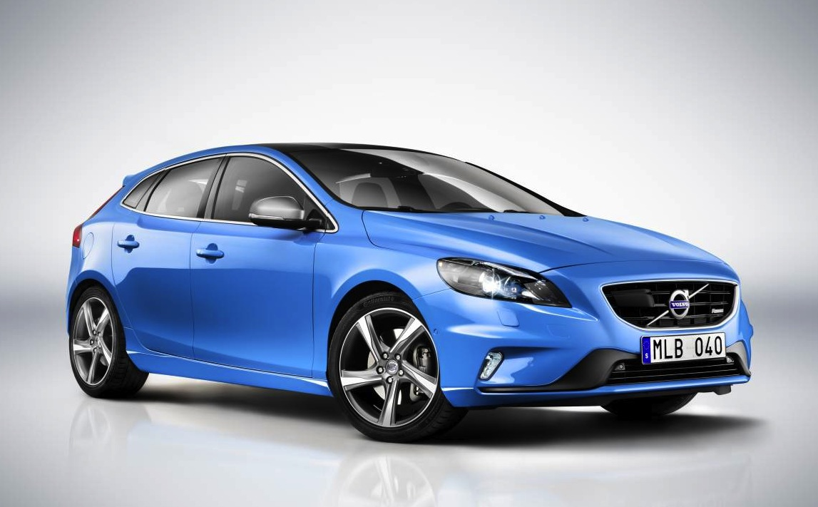 volvo v40 r design. Black Bedroom Furniture Sets. Home Design Ideas