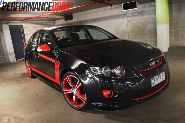 2012 FPV GT RSPEC review (video)