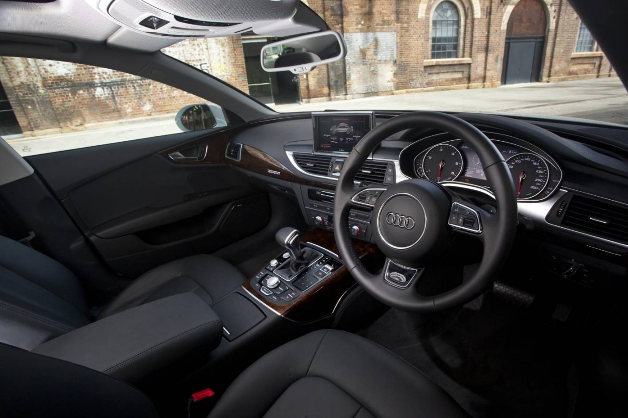 2013 audi a6 a7 3 0 tdi biturbo with 230kw on sale in australia performancedrive. Black Bedroom Furniture Sets. Home Design Ideas