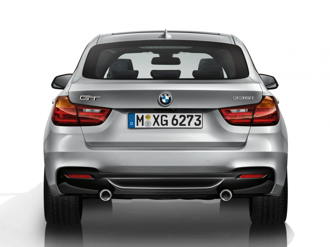 BMW Series GT Revealed In Leaked Images PerformanceDrive - 2013 bmw gt