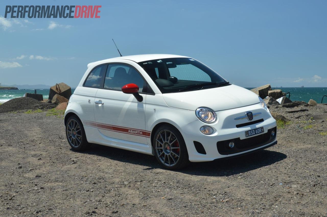 2013 Fiat 500 Abarth Esseesse Review Video