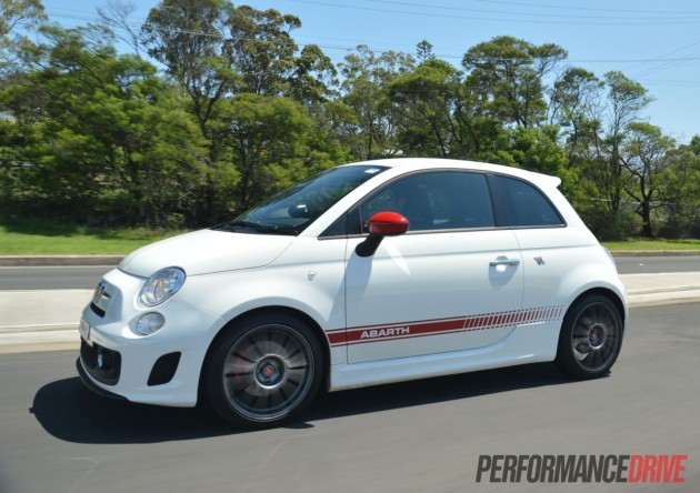 2013 Fiat 500 Abarth Esseesse review (video) - PerformanceDrive