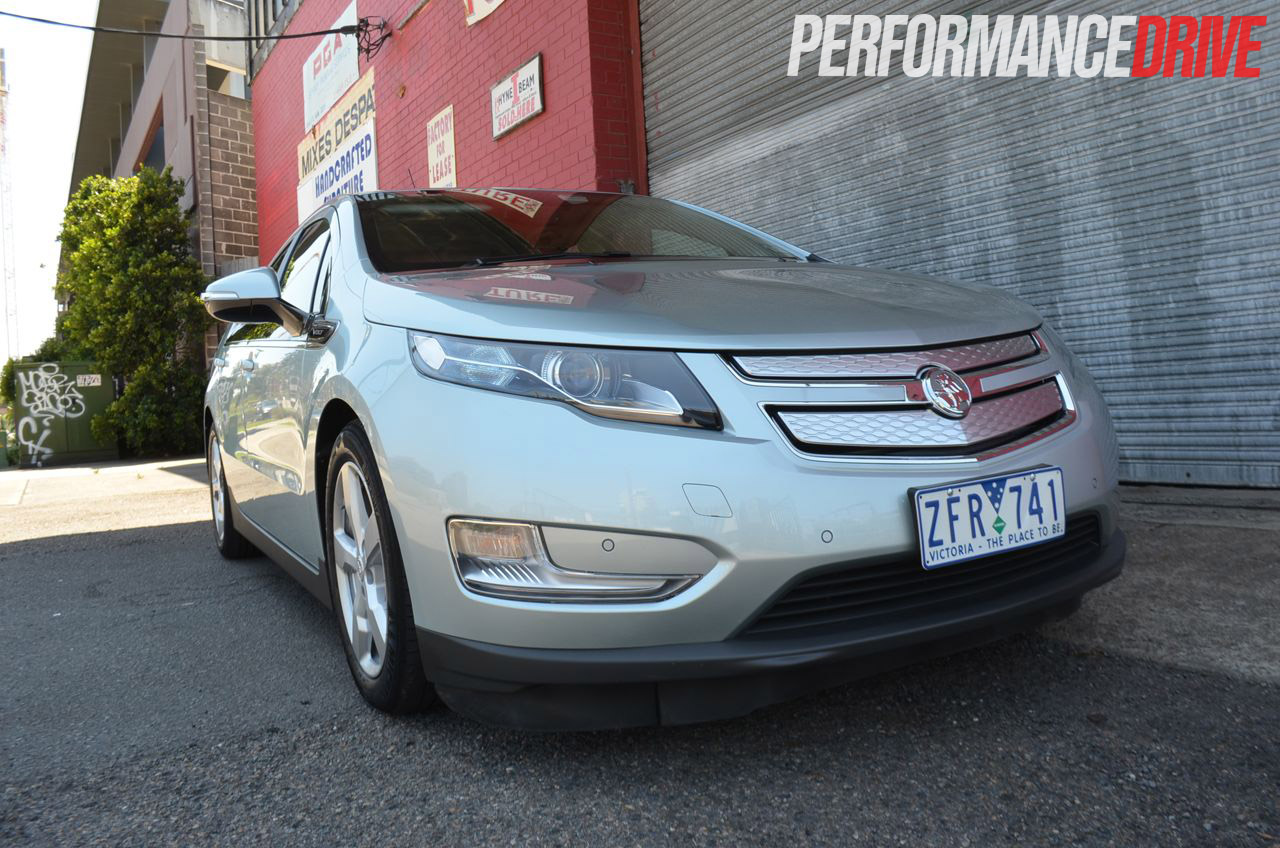 2013 holden volt review video performancedrive