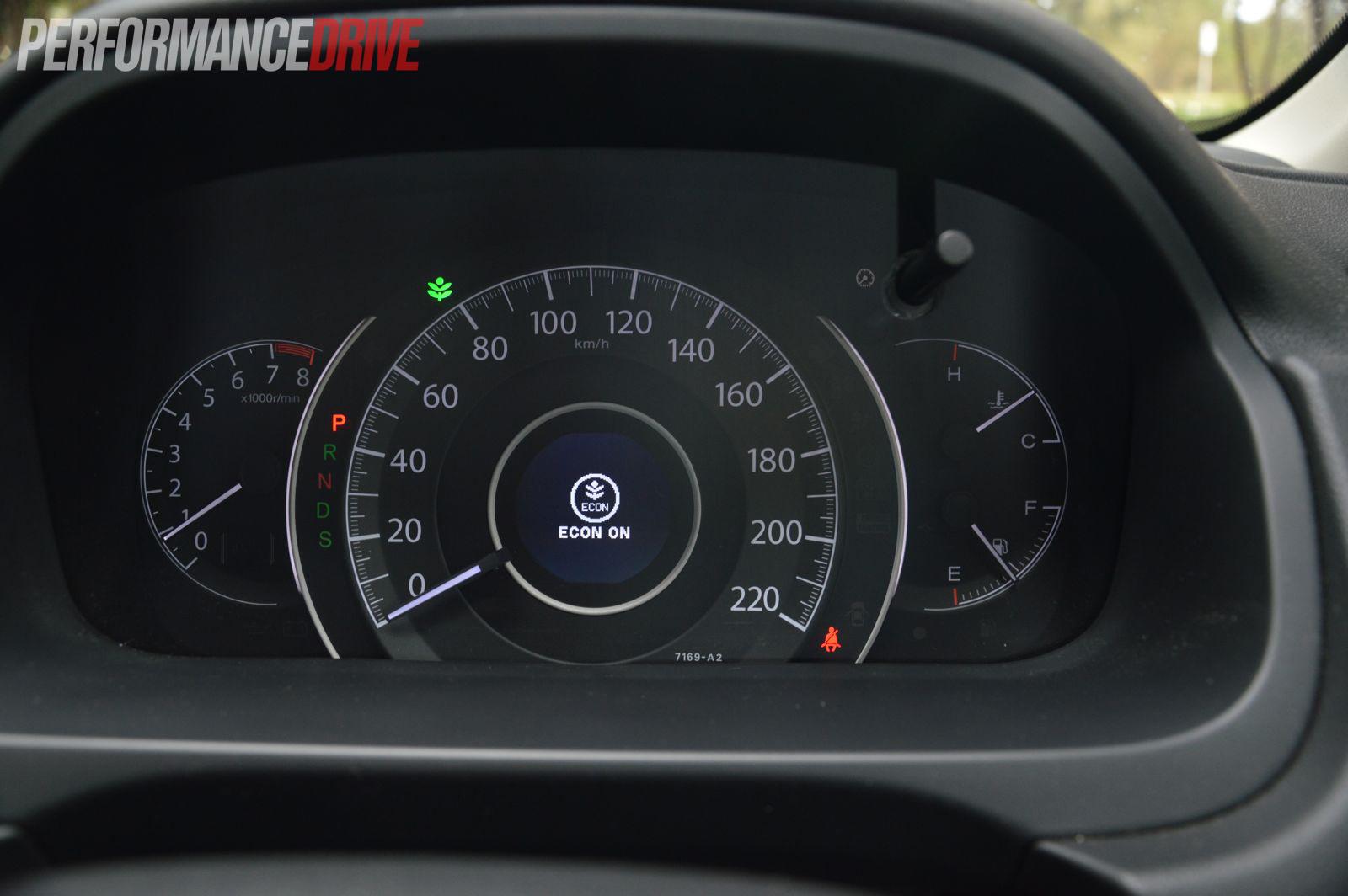 2013 Honda Cr V Vti L Review Performancedrive 2017