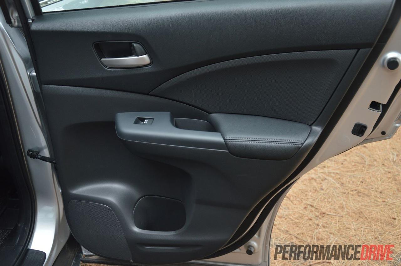 2013 Honda Cr V Vti L Rear Door