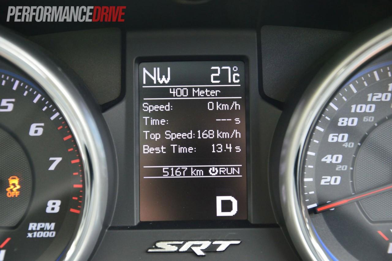 2013 jeep grand cherokee srt8 quarter mile