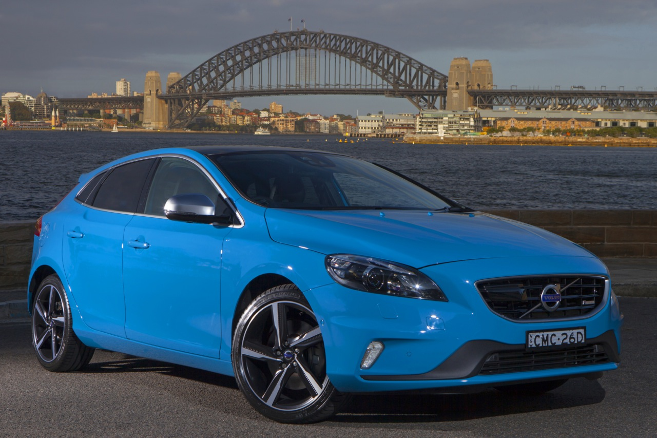 2013 volvo v40 now on sale in australia from xxx performancedrive. Black Bedroom Furniture Sets. Home Design Ideas