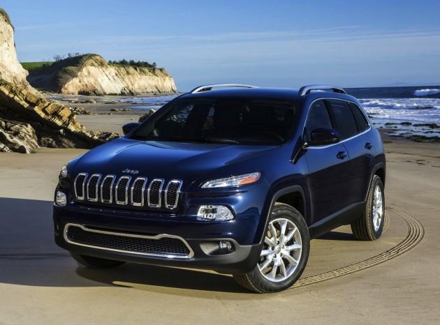 Strange Design of New Jeep Cherokee