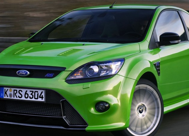 2015 ford focus rs confirmed, more 'rs' models coming