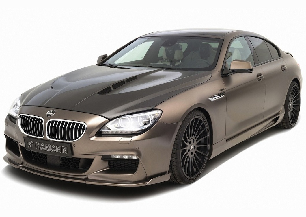hamann bmw 6 series gran coupe upgrade kit now available performancedrive. Black Bedroom Furniture Sets. Home Design Ideas