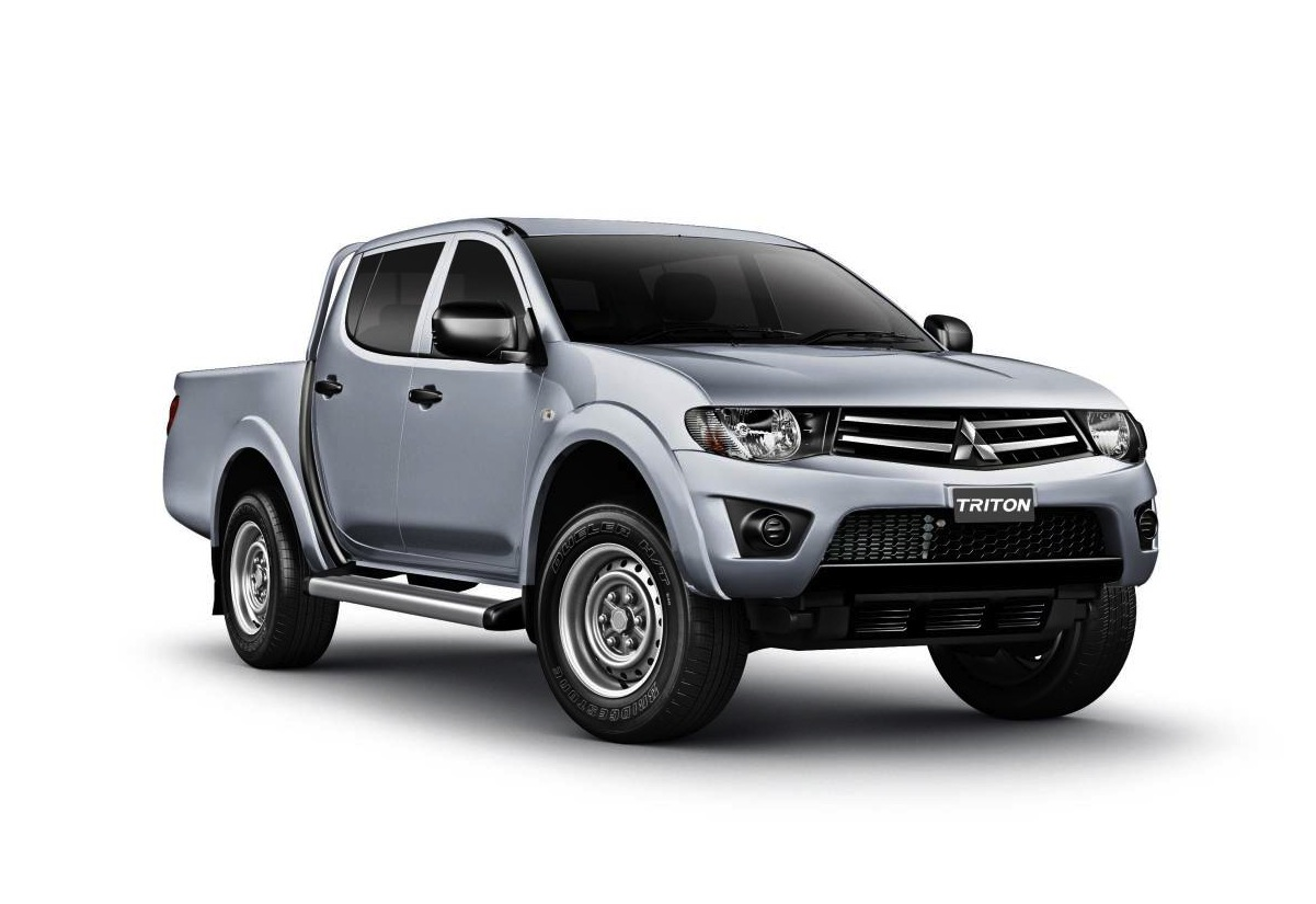 2018 mitsubishi triton facelift. interesting 2018 my2013 mitsubishi triton glx double cab and 2018 mitsubishi triton facelift