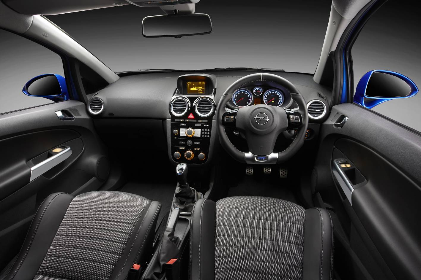 Image gallery opel corsa interior for Opel corsa e interieur