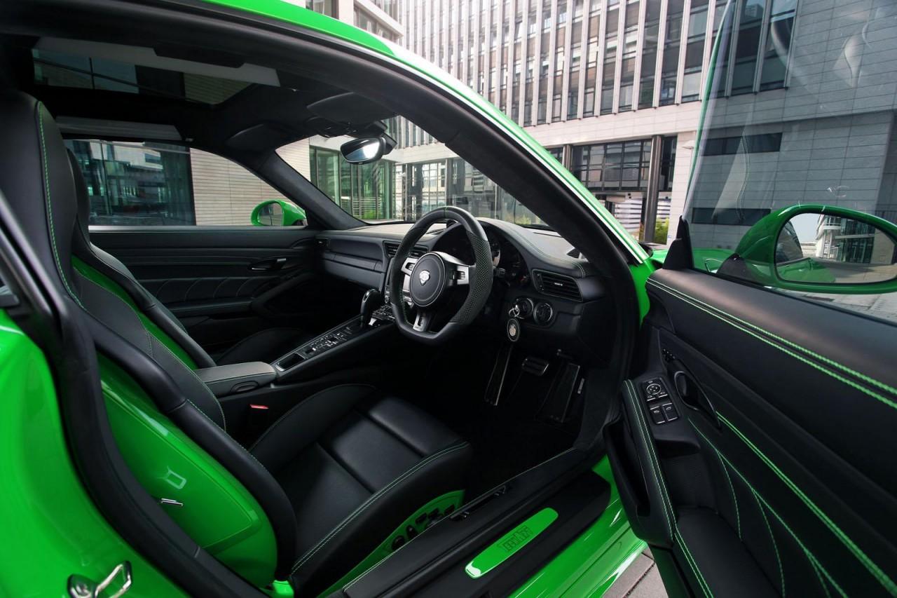 techart 991 porsche 911 carrera 4s styling kit revealed performancedrive. Black Bedroom Furniture Sets. Home Design Ideas