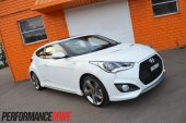 2012 Hyundai Veloster SR Turbo review (video)