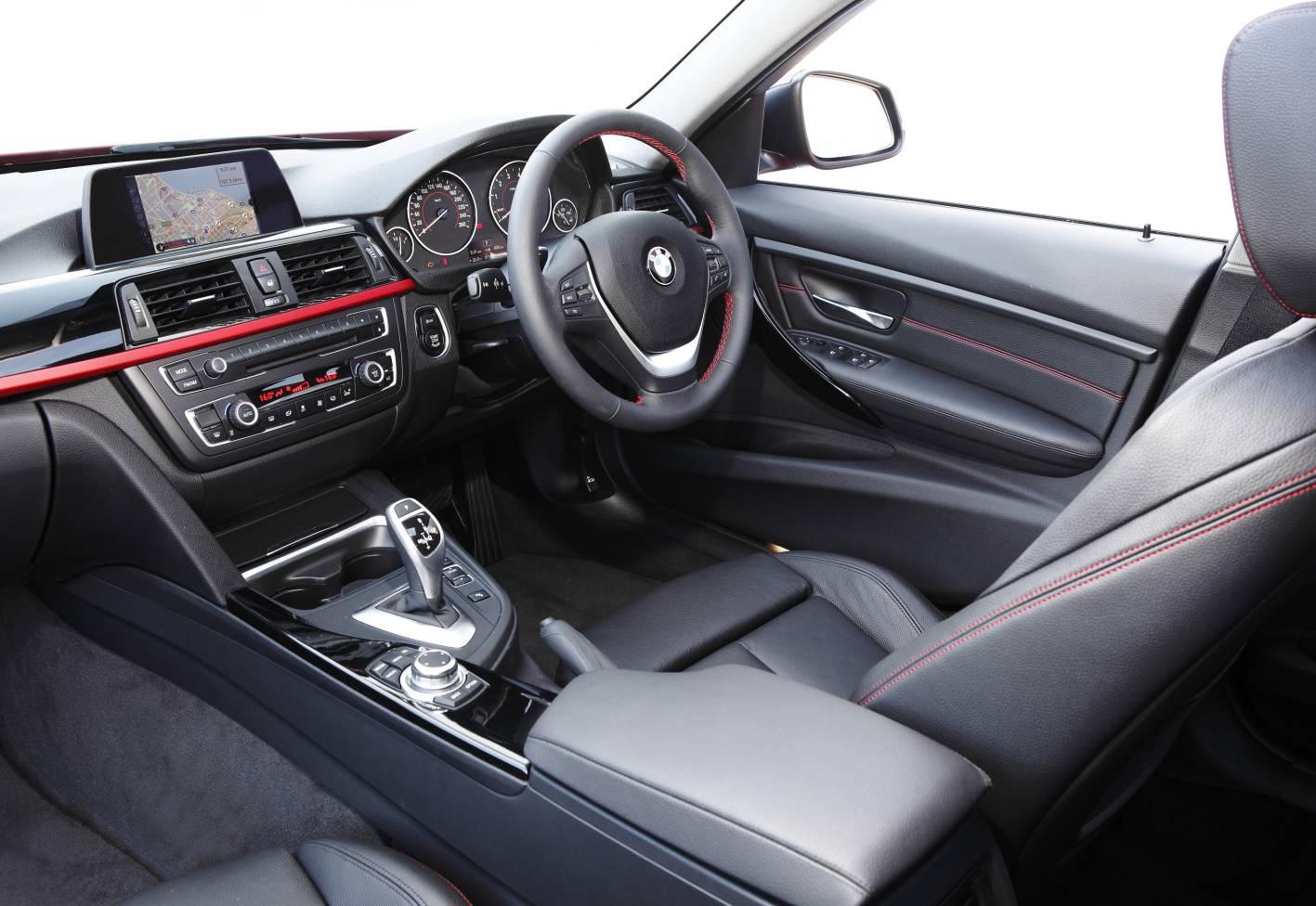 2013 bmw 3 series touring sport line interior