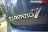 2013 Holden Colorado 7 LTZ badge