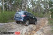 2013 Holden Colorado 7 LTZ bush rocks